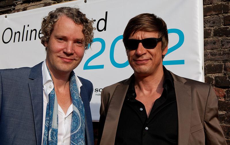 Manuel Drescher, Grimme Online Award